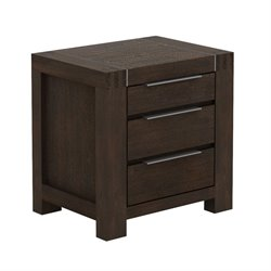 End Table in Brown