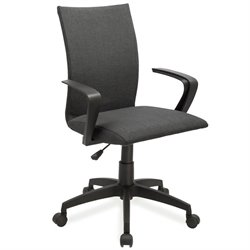 Apostrophe Linen Office Chair