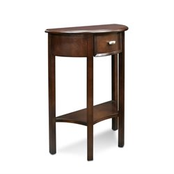 Favorite Finds Demilune Accent Table