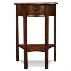 Leick Furniture Demilune Hall Stand