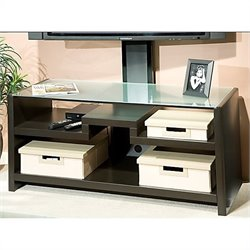 New York Skyline 3-in-1 Gaming Center TV Stand