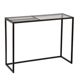 Holly & Martin Eamce Console Table in Black