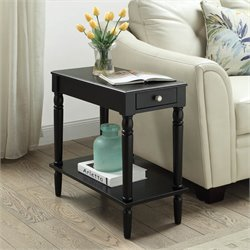 End Table in Black