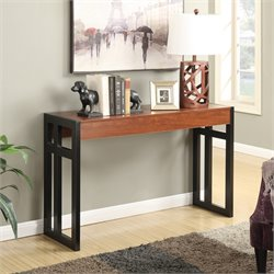 Console Table in Cherry
