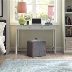 Foot Stool in Gray