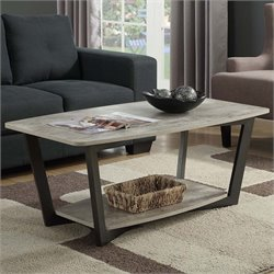 Coffee Table in Faux Birch