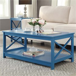 Coffee Table in Blue