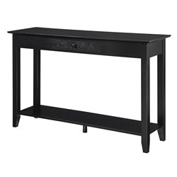 Console Table in Black