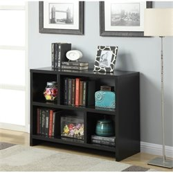 Bookend Console Table in Espresso