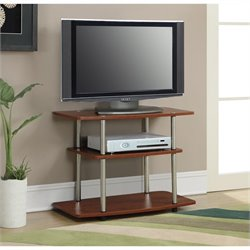 3 Tier TV Stand - Cherry