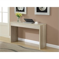 Hall Console - Weathered White