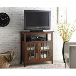 Convenience Concepts Designs2Go Big Sur Highboy TV Stand - Espresso