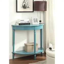 Entryway Table - Blue
