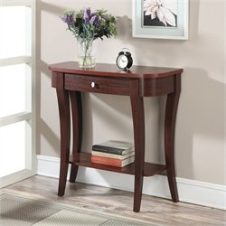 Console Table - Mahogany