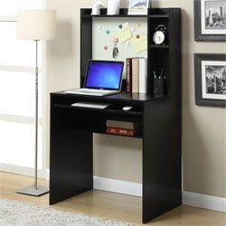 Convenience Concepts Designs2Go Desk in Black