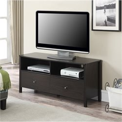 Convenience Concepts Designs2Go Westport TV Stand in Espresso