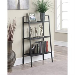 3 Tier Metal Shelving in Black