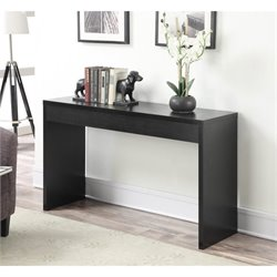 Hall Console in Black