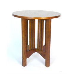Wayborn Oak End Table in Brown
