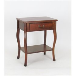 Wayborn End Table in Brown