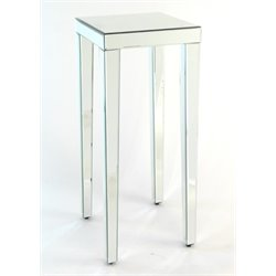 Wayborn Beveled Mirrored Plant Stand MC 001/004