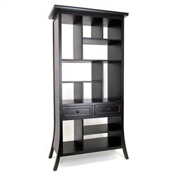 Display Unit in Antique Black
