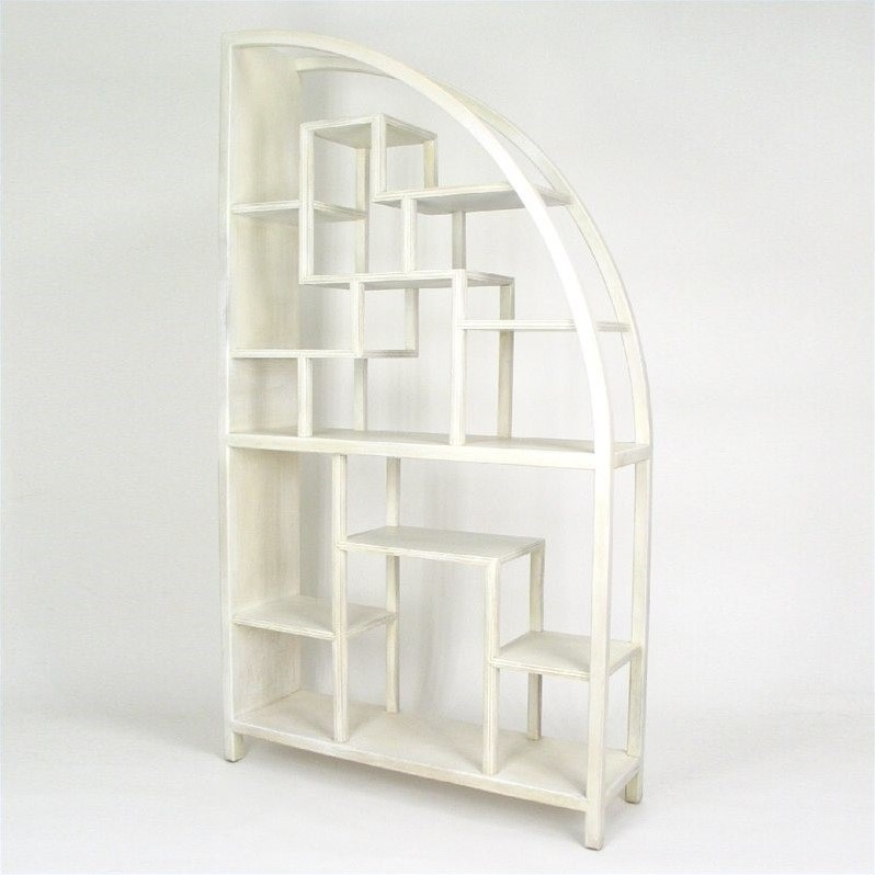 Display Unit in Whitewash