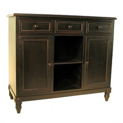 Sideboard in Antique Black