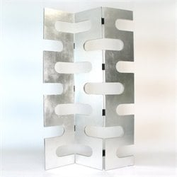 Room Divider in Silver