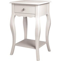 End Table in White