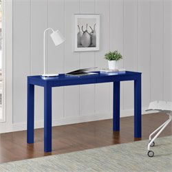 2 Drawer Writing Desk in Navy