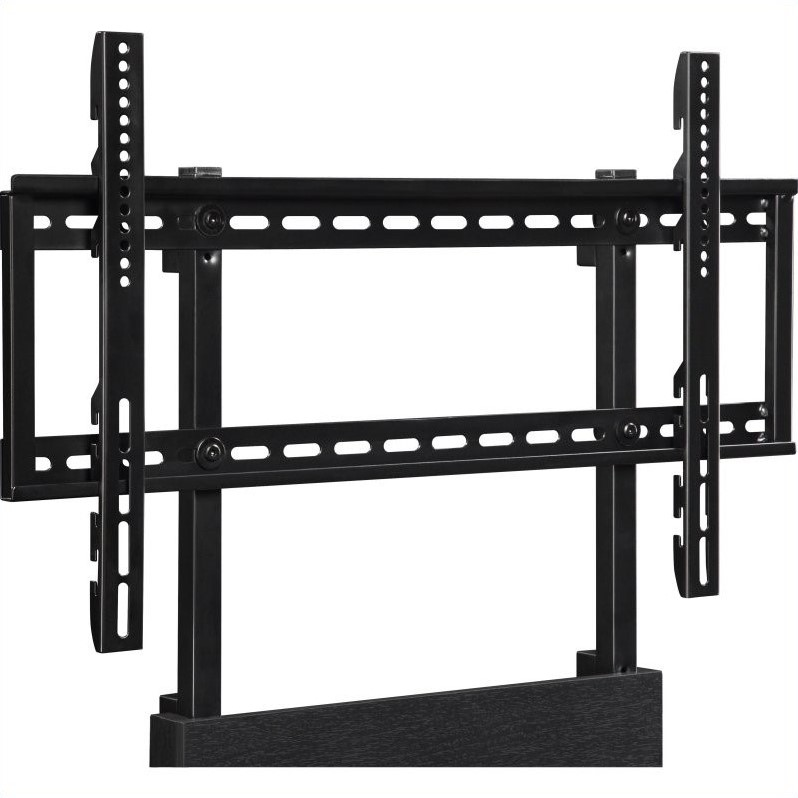 Mount Tv Stand In Black 1186096