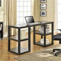 Deluxe Writing Desk in Espresso