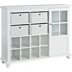 Storage Cabinet in White
