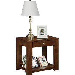 Accent Table in Cherry