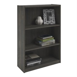 3-Shelf Bookcase in Rodeo Oak