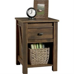 Night Stand in Century Barn Pine