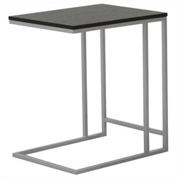 Moe's Practico End Table in Black