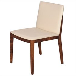 Moe's Monico Dining Chair in Brown