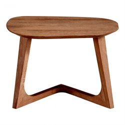 Moe's Godenza End Table in Brown