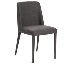 Moe's Cork Dining Chair in Gray
