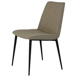 Moe's Charlie Dining Chair in Beige