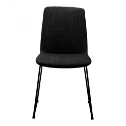 Moe's Ruth Dining Chair in Black