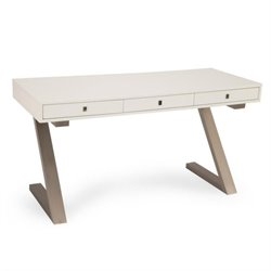 Moe's Reale Desk in White