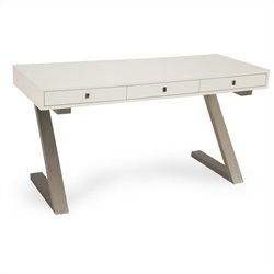 Moe's Zorro Desk in White