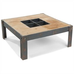Moe's Bolt Coffee Table in Natural