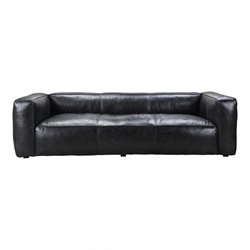 Moe's Kirby Sofa in Charcoal
