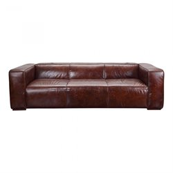 Moe's Bolton Sofa in Brown