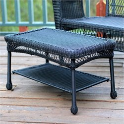 Wicker Patio Furniture Coffee Table