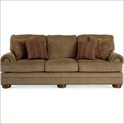 Lane Furniture Cooper Stationary Sofa in Desert